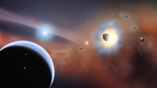 Ученые не могут объяснить 3% утерю яркости у звезды KIC 8462852