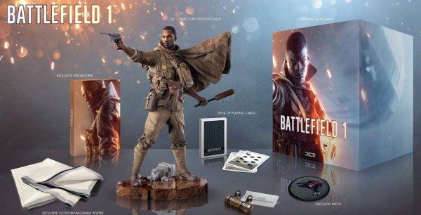 EA продает коллекционное издание Battlefield без самой игры
