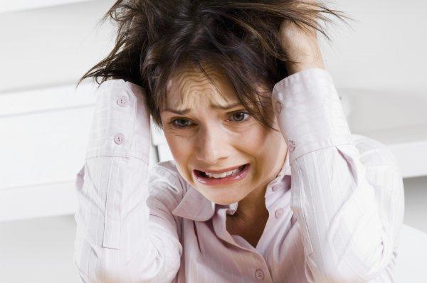 Ученые: Стресс провоцирует появление камней в почках