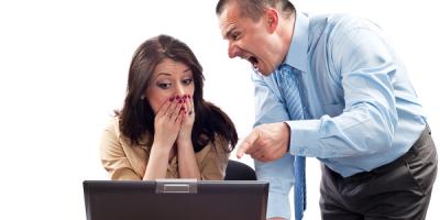 Ученые: Агрессивные руководители делают сотрудников такими же