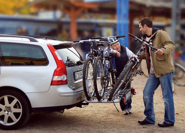 Ученые подсчитали разницу веса автомобилистов и велосипедистов
