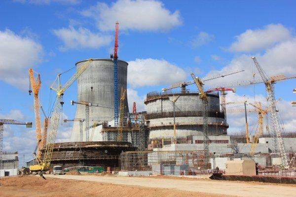 Белоруссия заменит неисправный корпус ядерного реактора на БелАЭС