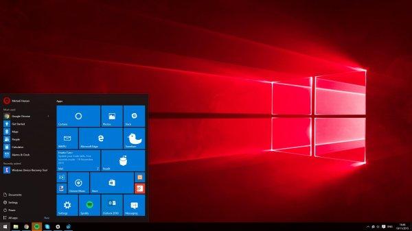 Microsoft представит два обновления для Windows 10 в 2017 году