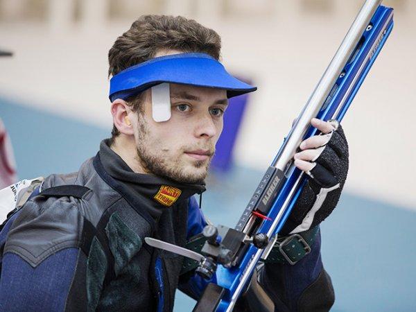 Российский стрелок Каменский установил  рекорд на Олимпиаде-2016