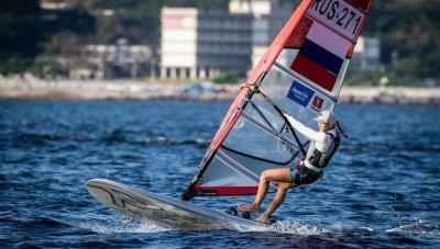 Бельгийская яхтсменка отравилась загрязненной водой в заливе Рио-де-Жанейро