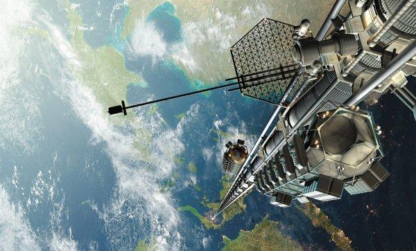 К 2050 году в Канаде может появится прямой лифт в космос