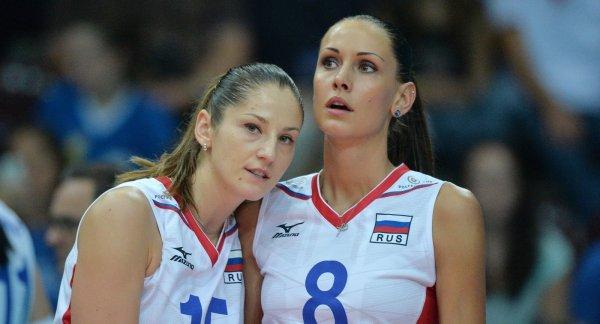 Российские волейболистки потерпели первое поражение на ОИ-2016