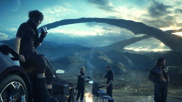 Релиз игры Final Fantasy XV перенесен на два месяца
