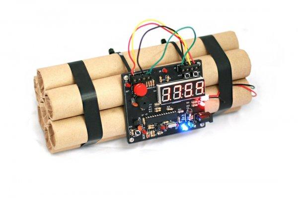 Российским ученым удалось разработать технологию для быстрого обнаружения бомб