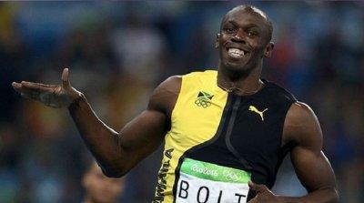 Семикратный олимпийский чемпион насмешил интернет-пользователей своим выражением лица
