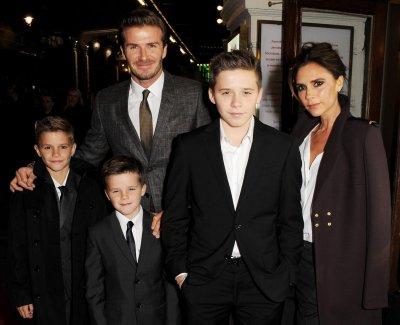 Виктория Бэкхэм оставила семью ради работы