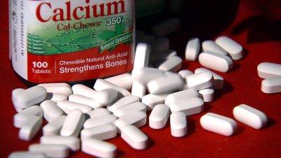 Ученые: Добавки с кальцием вызывают деменцию у женщин