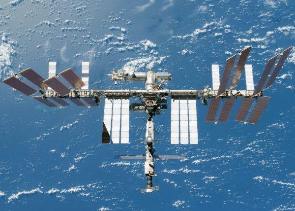МКС встретила астронавтов NASA по завершении миссии в открытом космосе