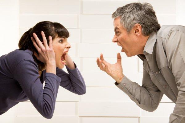 Ученые выявили причину конфликтов в семейных парах