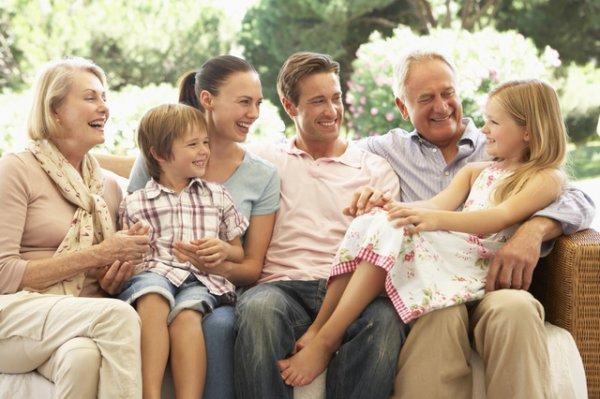 Ученые доказали, что общение с родственниками продлевает жизнь