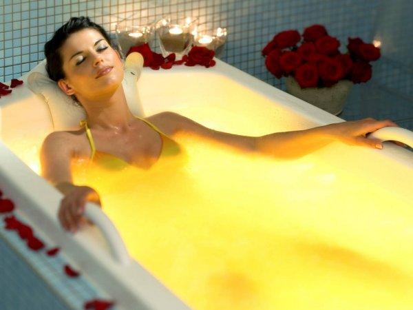 Ученые: Теплая ванна помогает при лечении диабета