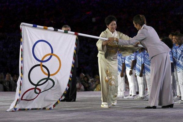 В Рио-де-Жанейро состоялось официальное закрытие ОИ-2016
