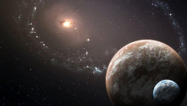 Ученые обнаружили суперплотную и «раздутую» планеты