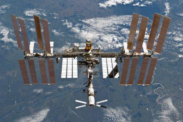 NASA планирует передать МКС в руки частной компании
