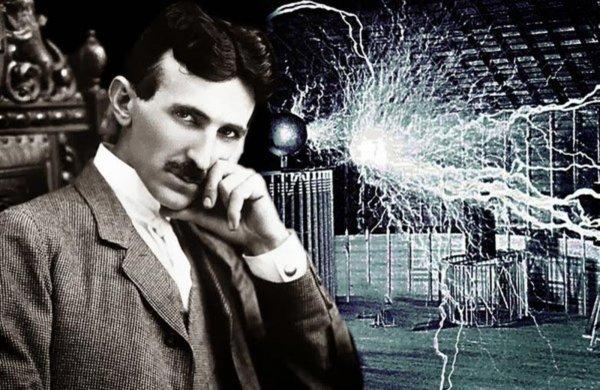 В США найден патент на самое страшное изобретение Николы Теслы