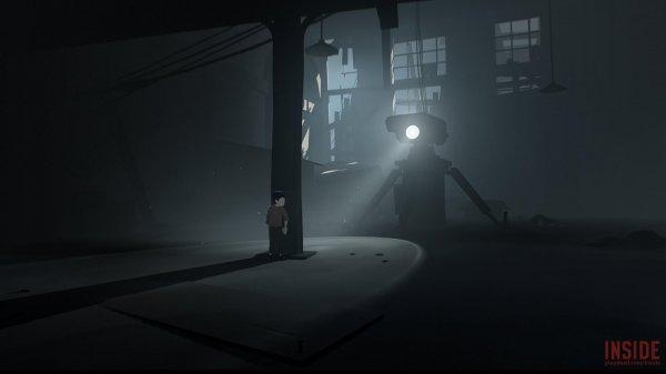 Платформер Inside вышел на PS4