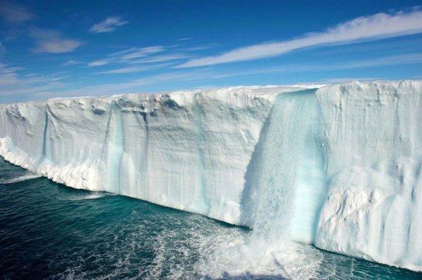 Ученые: Таяние ледников Антарктиды никак не повлияет на уровень мирового океана