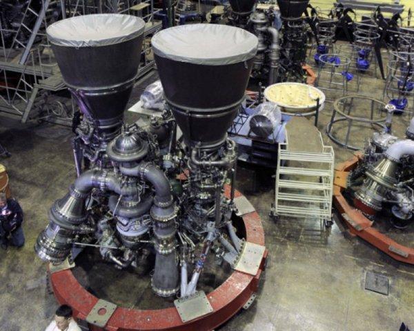В России испытали ракетный двигатель на экологически чистом топливе