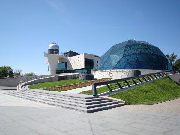Планетарий в Ярославле попал в топ-10 самых красивых в мире