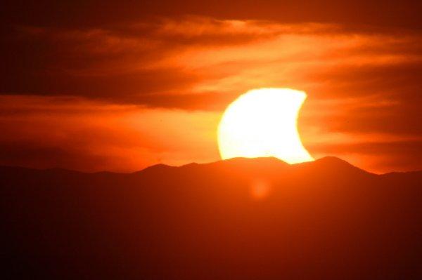 Ученые: Солнечное затмение оказывает воздействие на климат Земли