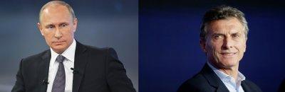 Путин планирует встречу с новым президентом Аргентины на саммите G20