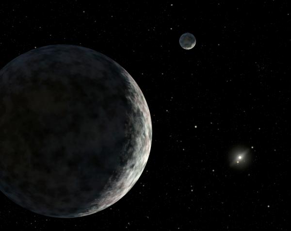 Астрономы обнаружили самое далекое небесное тело Солнечной системы