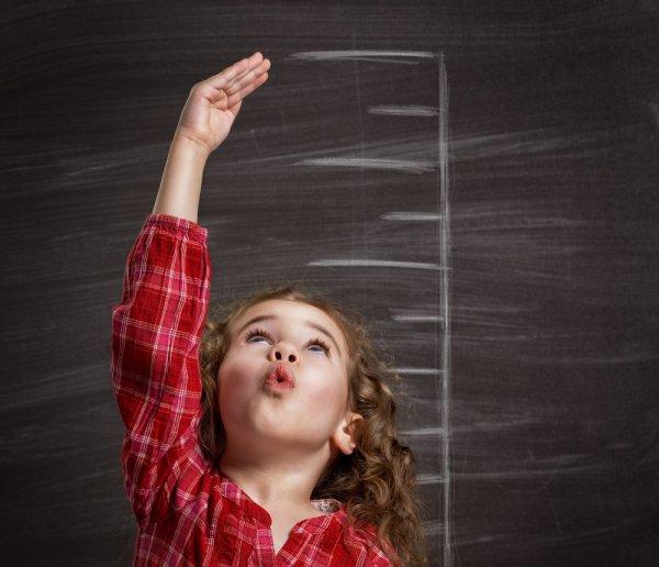 Ученые: С начала века дети стали ниже и слабее