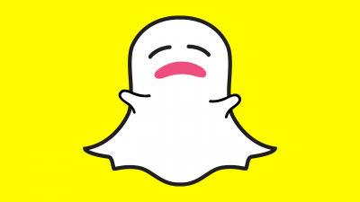 Сервис Snapchat удалил свою официальную страницу на Facebook