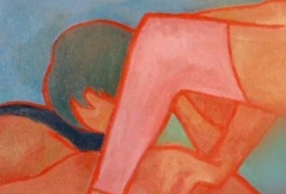 Мама Сергея Шнурова показала шокирующие рисунки музыканта