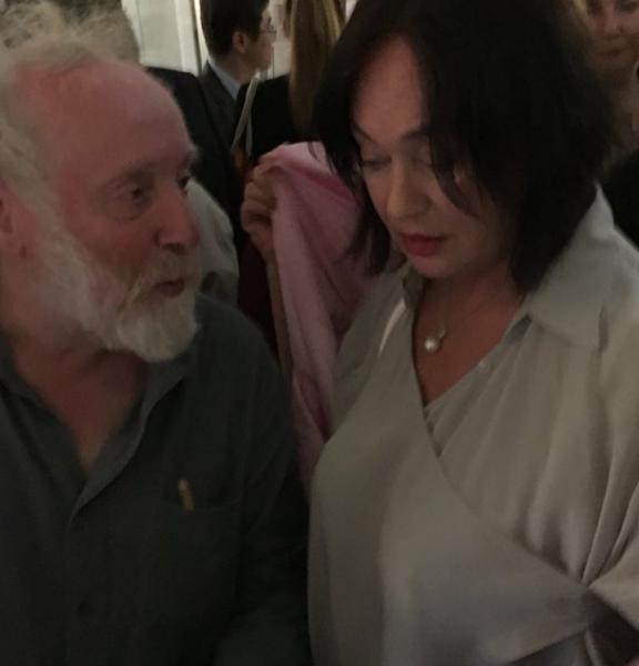 Лариса Гузеева призналась в любви Юрию Норштейну