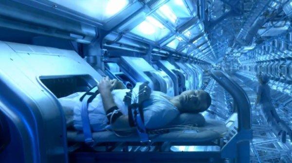 Ученые изучают способы погружения астронавтов в сон для длительных полётов