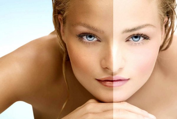 Ученые: Отбеливание кожи разрушает организм человека