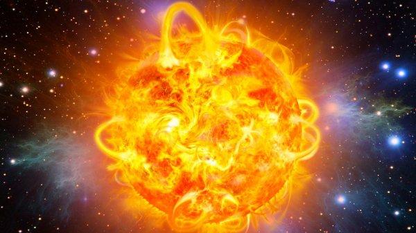 Ученые заглянули в «сердце» солнечной бури