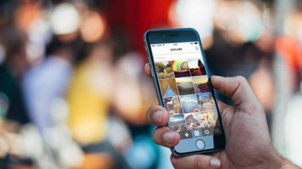 Instagram удалил карту с фотографиями пользователя