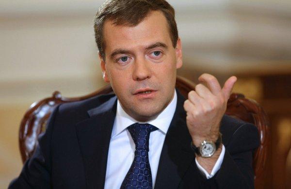 Медведев призвал всех студентов прийти на выборы 18 сентября