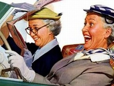 Ученые: Молодые водители опасней пожилых