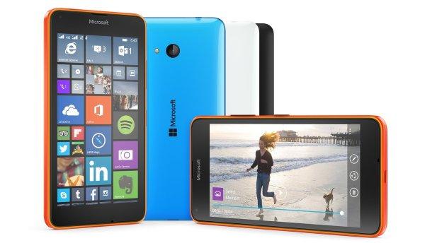 Microsoft убрала раздел Lumia в своем интернет-магазине