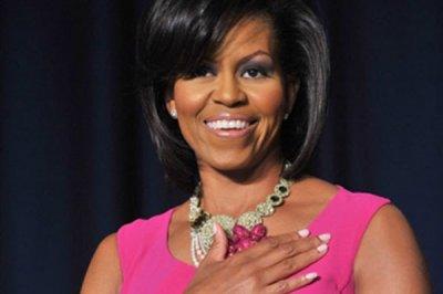 Мишель Обама призналась, что обожает рваные джинсовые шорты