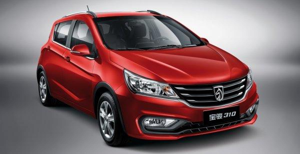 В Китае стартовали продажи бюджетного хэтчбека GM и SAIC