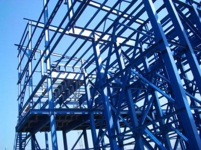 Использование металлических колонн в строительстве