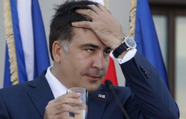 Саакашвили пришел в ярость из-за проведения «Евровидения-2017» в Киеве