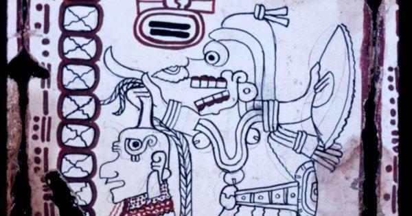 Древний «Кодекс Гролье» народа майя оказался подлинным