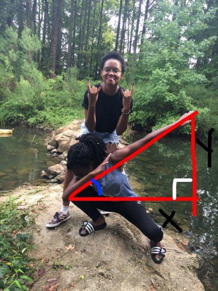 Математическая «формула танца» от американской студентки покорила интернет