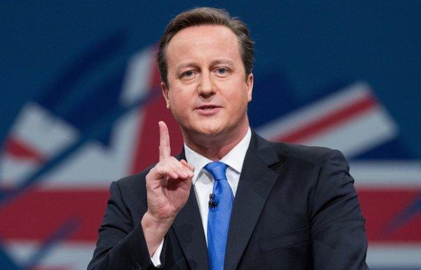 Дэвид Кэмерон покинул пост в парламенте Великобритании