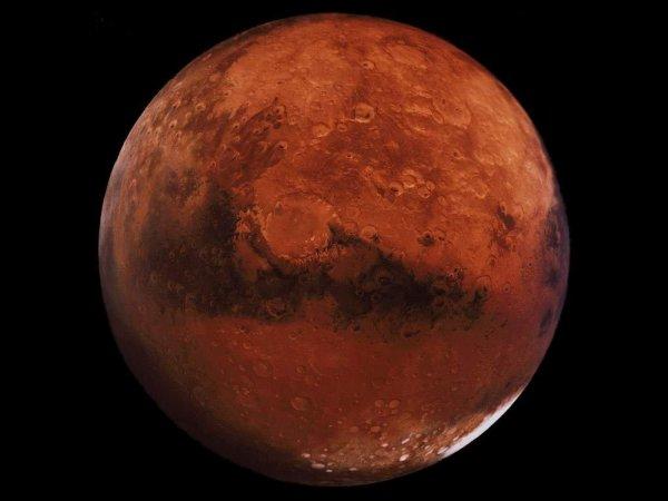 Ученые обнаружили на Марсе обломки космического корабля пришельцев